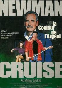 La couleur de l'argent (1987) Affiche de cinéma