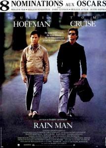 Rain man (1988) Affiche de cinéma